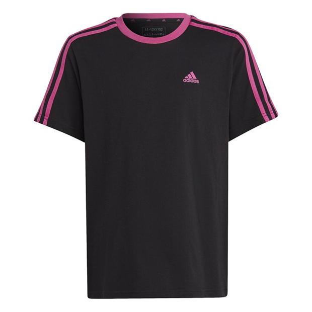 adidas Girls 3S Tee