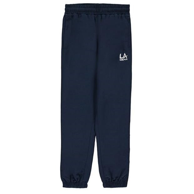 LA Gear Closed Hem Woven Pants Girls