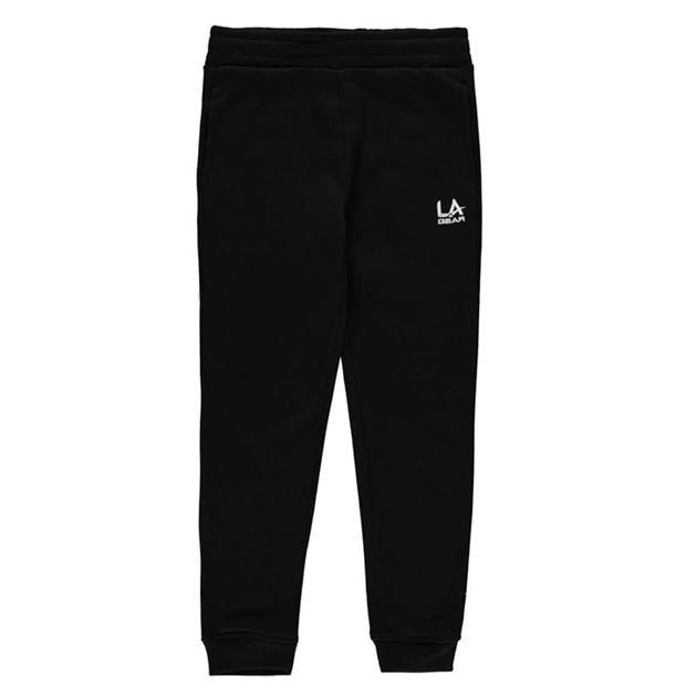 LA Gear Closed Hem Jog Pant Girls