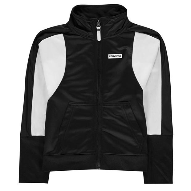 Converse Tri Warm Up Track Jacket Girls