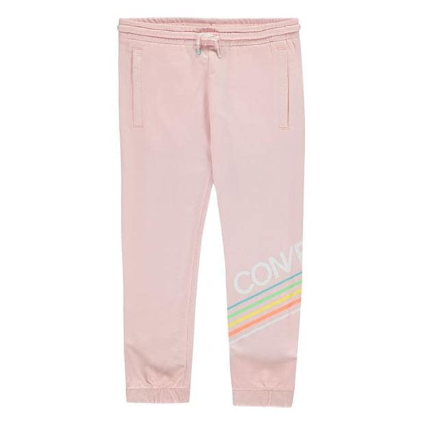 Converse Jogging Bottoms Junior Girls