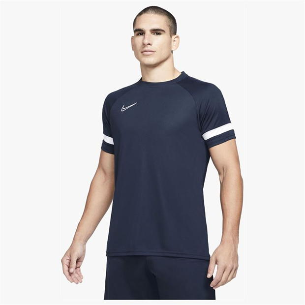 Nike Dri-FIT Academy Short-Sleeve Soccer Top Mens