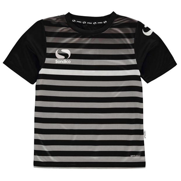 Sondico SPro Rio T Shirt Juniors