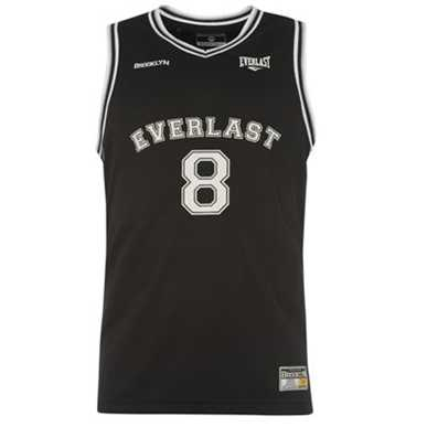 Everlast Brooklyn Basketball Training Jersey Mens