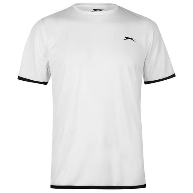 Slazenger Court T Shirt Mens