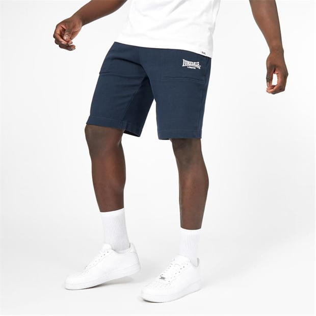 Lonsdale Heavyweight Jersey  three quarter Trousers Mens