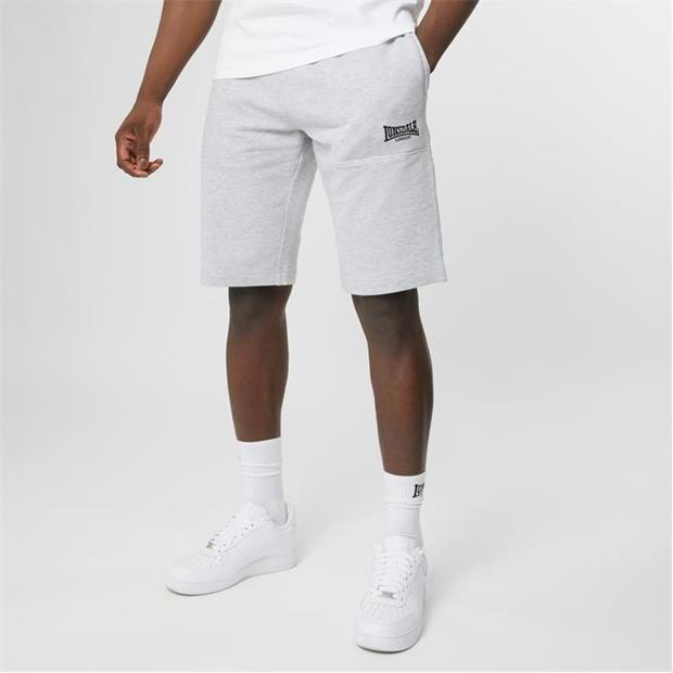 Lonsdale Heavyweight Jersey  three quarter Length Pants