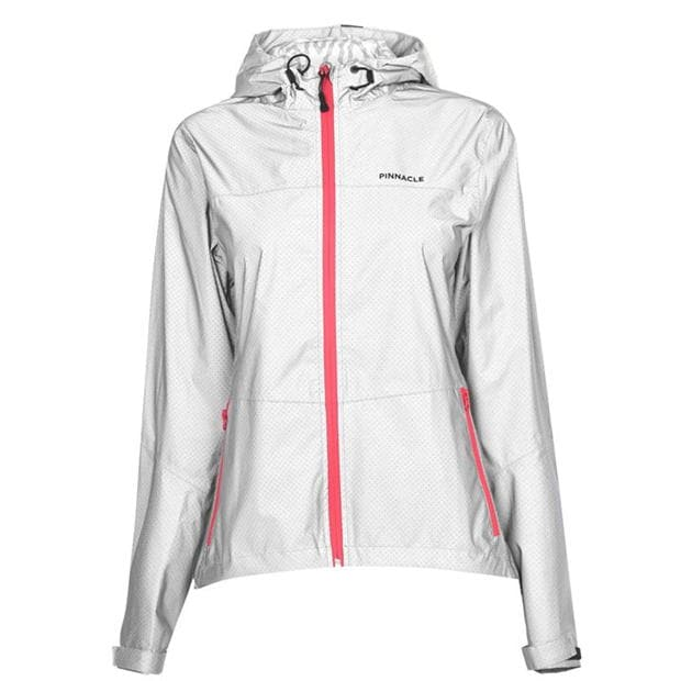 Pinnacle Fully Reflective Cycling Jacket Ladies