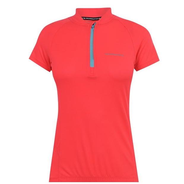 Muddyfox Cycling Short Sleeve Jersey Ladies