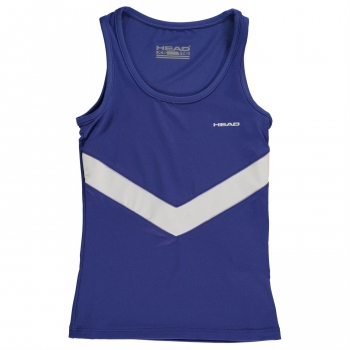 HEAD Pong Tank Top Junior (11-12 лет)