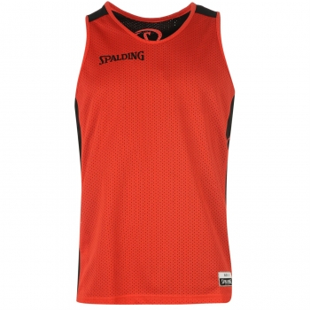 SALE: 30% скидки от стоимости! Spalding Reversible Shirt Mens  (XXXL)