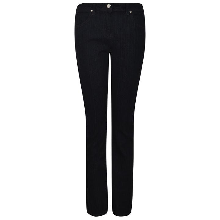 M Collection Straight Leg Jeans Ladies