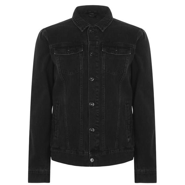 Firetrap Denim Jacket Mens