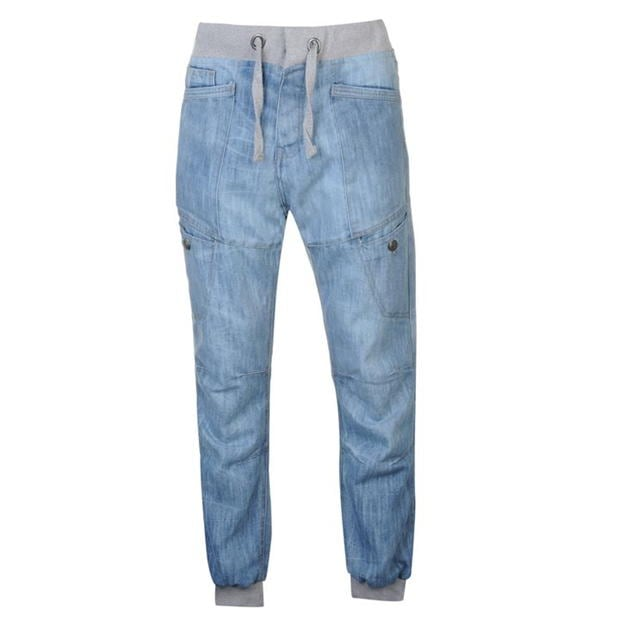 No Fear Cuffed Jeans Mens