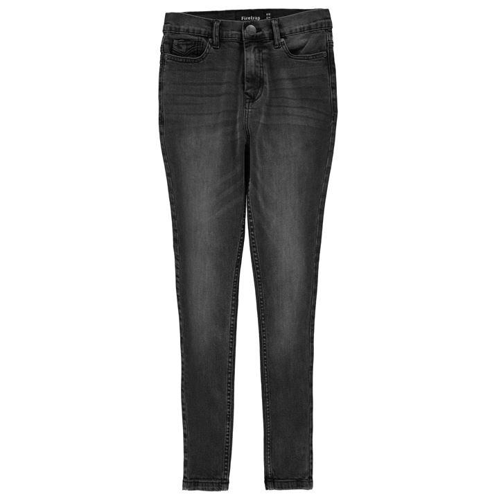 Firetrap High Waisted Jeans Ladies