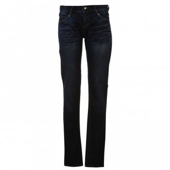 Lee Cooper Straight Jeans Ladies (8R/74см)