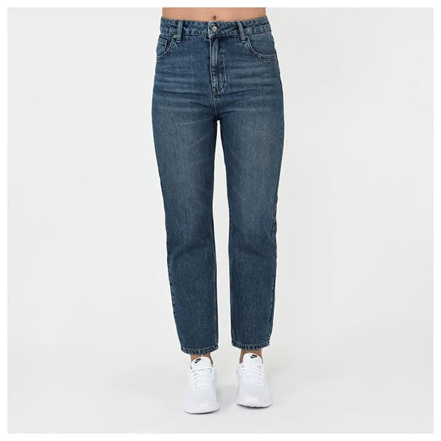 Firetrap Blackseal Denim Mom Jeans