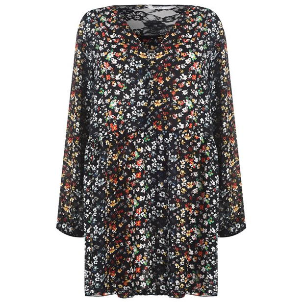 Only All Over Print Dress