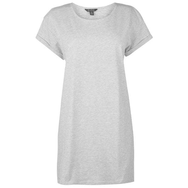 Miso Long Length Boyfriend T Shirt Ladies