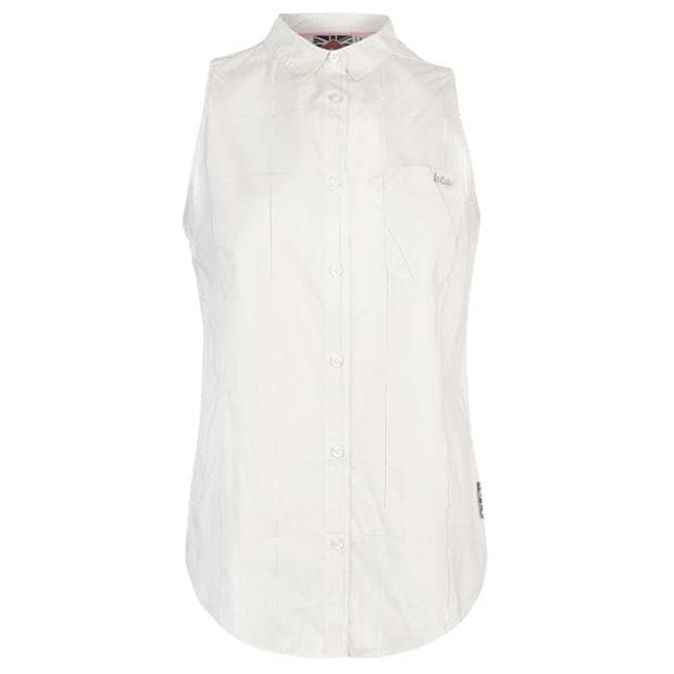 Lee Cooper Sleeveless Shirt Ladies