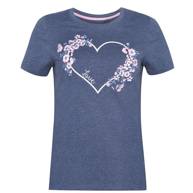 M Collection Classic T Shirt Ladies