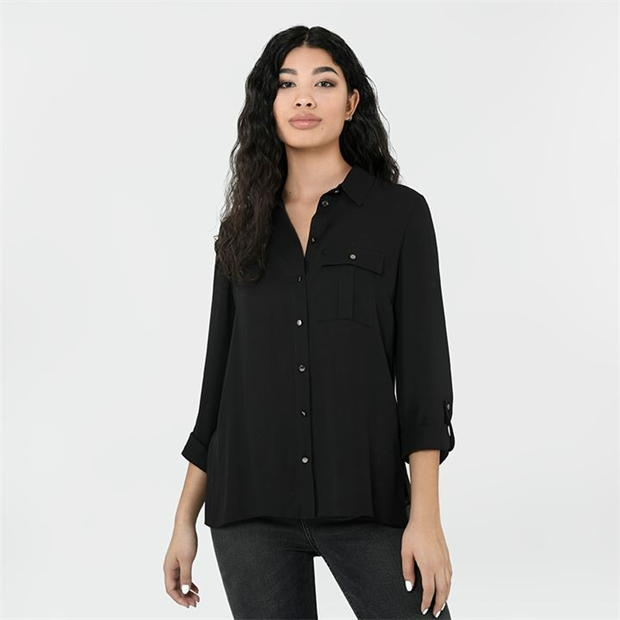 Firetrap Long Sleeve Shirt Ladies
