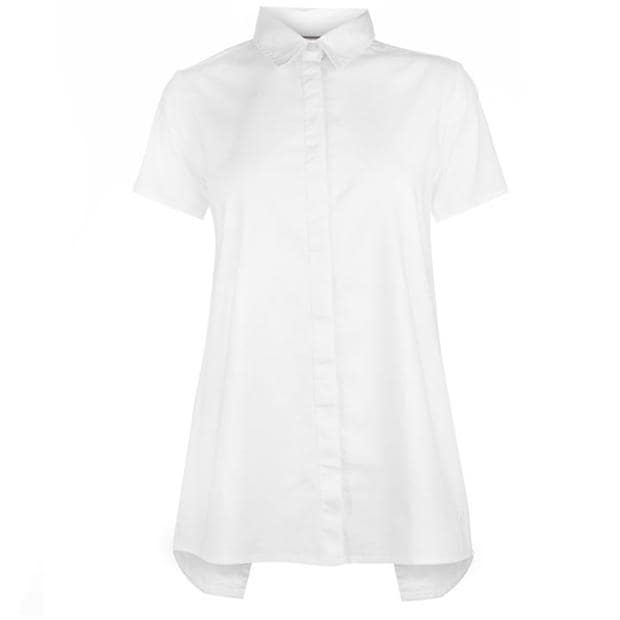 Kangol Short Sleeve Wrap Shirt Ladies