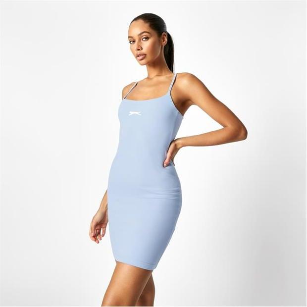 Slazenger x Sophia & Cinzia Strappy Bodycon Mini Dress
