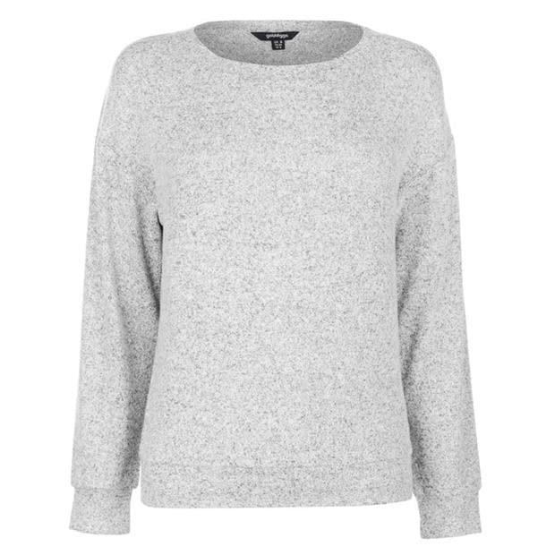 Golddigga Soft Fleece T Shirt Ladies