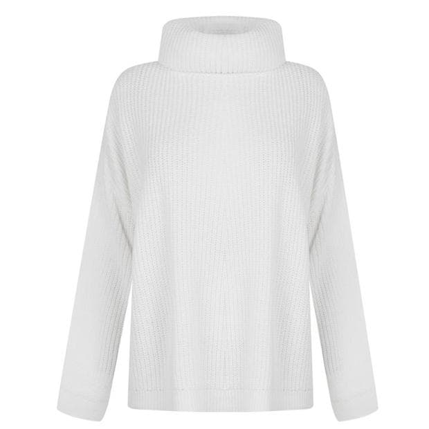 SoulCal Roll Neck Jumper Ladies