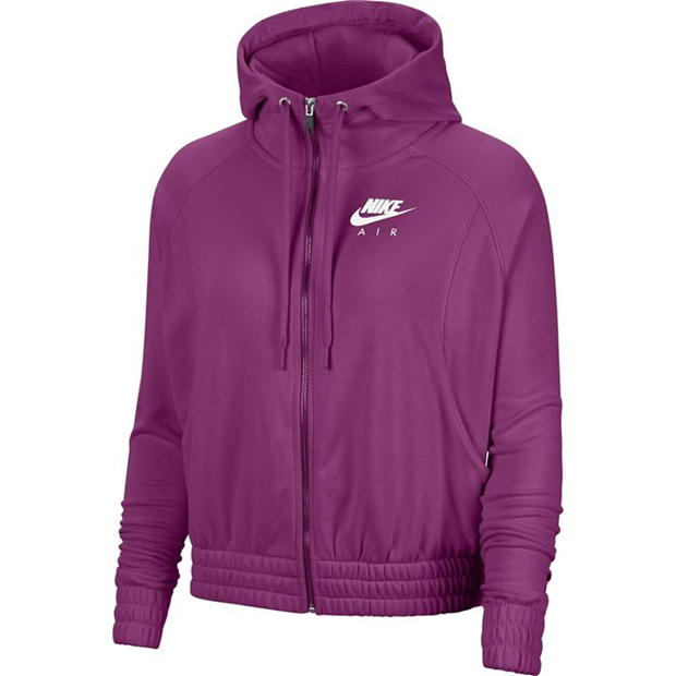 Nike Air Full-Zip Fleece Hoodie Ladies