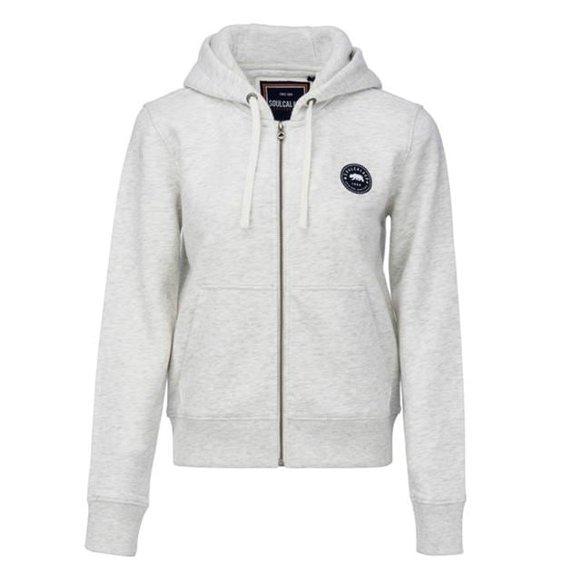 SoulCal Signature Zip Hoody Ladies
