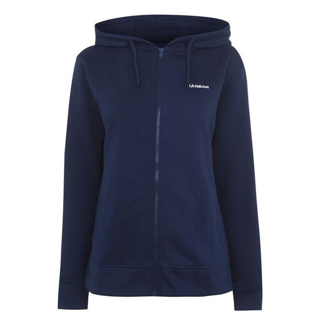 LA Gear Full Zip Hoody Ladies