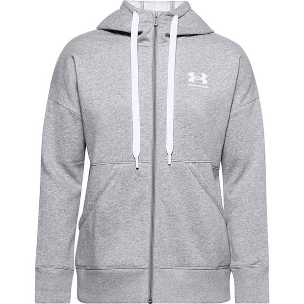 Under Armour Armour Rival Full Zip Hoodie Ladies
