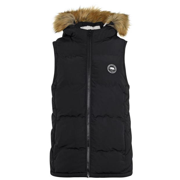 SoulCal 2 Zip Gilet Ladies