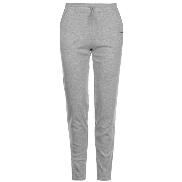 LA Gear Interlock Jogging Pants Ladies