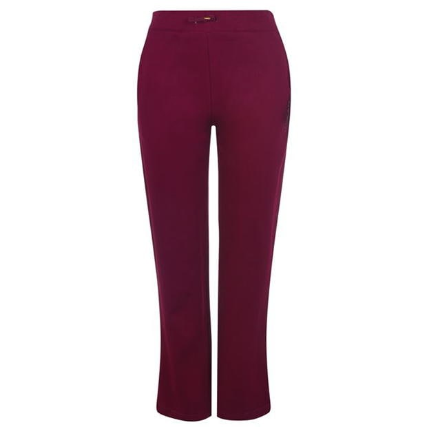LA Gear Open Hem Jogging Pants Ladies
