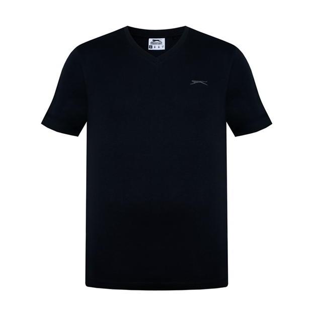 Slazenger V Neck T Shirt Mens