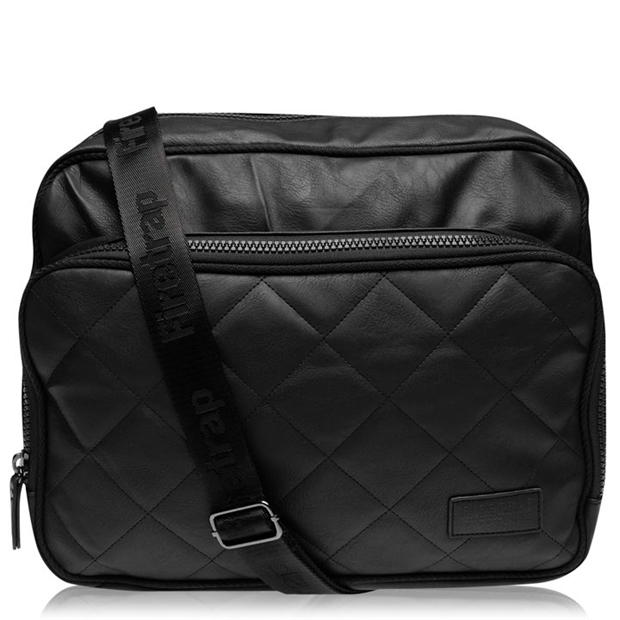 Firetrap Quilted Flight Bag