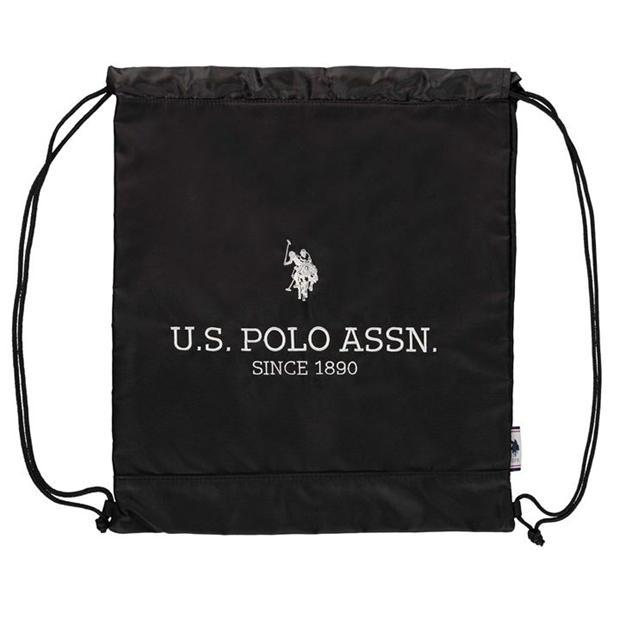 US Polo Assn Bump Gym Bag