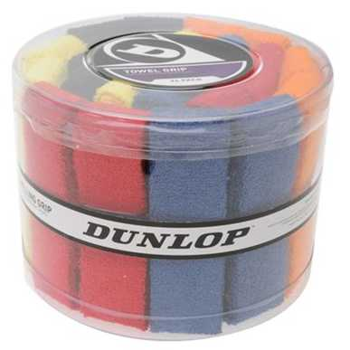 Dunlop Badminton Towel Grips Box 24