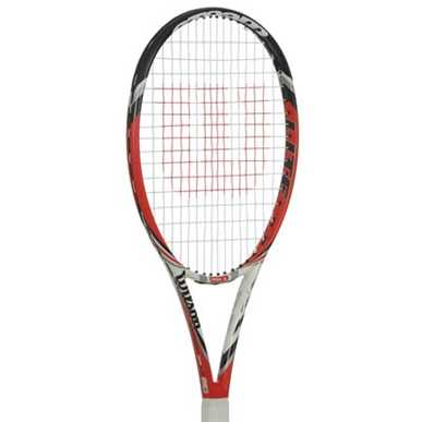 Wilson Steam 99LS Tennis Racket