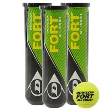 Dunlop Fort All Court Tennis Balls