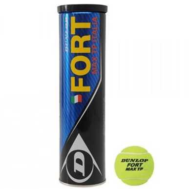 Dunlop Fort Max TP Italia Tennis Balls