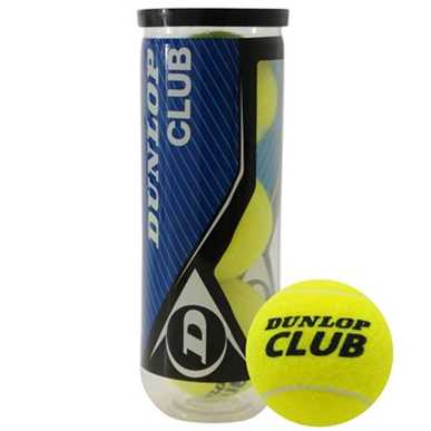 Dunlop Club All Court Tennis Balls