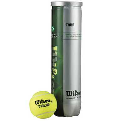 Wilson Tour Tennis Ball