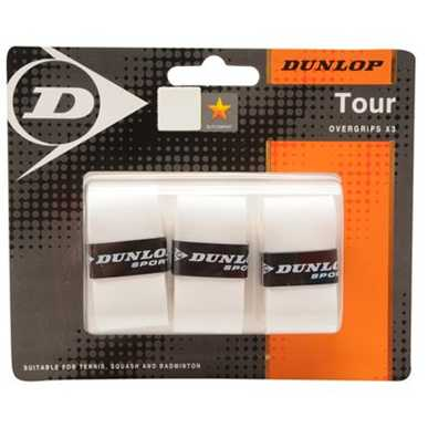 Dunlop Tour Tennis Racket Over Grip