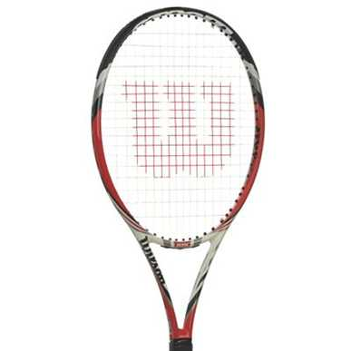 Wilson Steam 105 Tennis Racket
