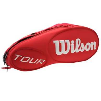 Wilson Tour Moulded  6 Pack Tennis Bag