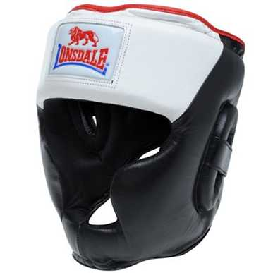 Lonsdale Super Pro Full Face Headgear